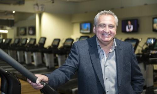 Nuffield CEO Steve Gray wants to deliver integrated physical and emotional wellbeing services in the charity's fitness centres